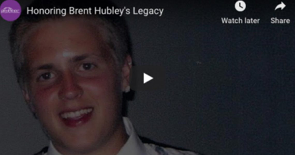 Honoring Brent